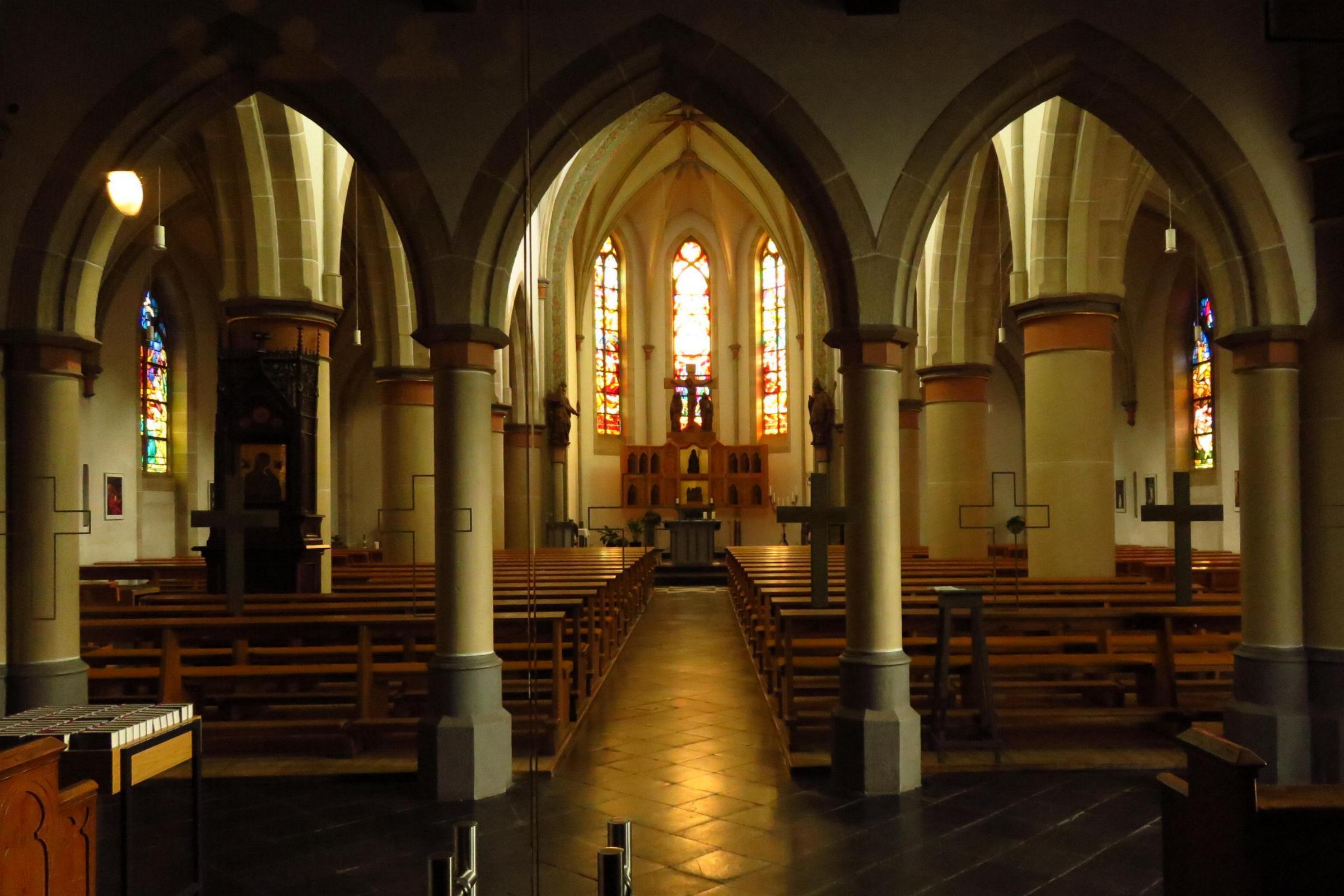 Katholische kirche mönchengladbach hardt