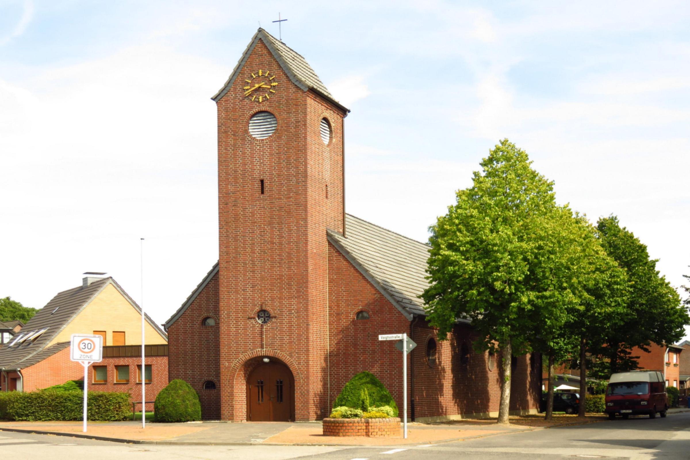 Kirchen und Kapellen in Mönchengladbach